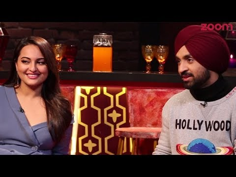Diljit Recalls A Funny Incident When He Met Sonakshi For The First Time | Yaar Mera Superstar 2