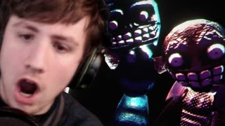 TERRIFYING TOYS!! - Toy Box Scary Horror Game Gameplay