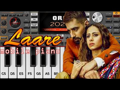 Laare | Mobile Piano Tune | ORG 2020 | Ping Pong Piano