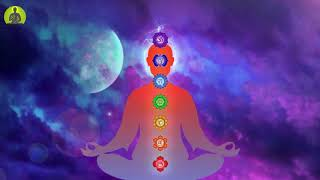 """""""Aura Cleansing & Boost Positive Energy"""" Meditation Music, Remove Mental Blockages, Chakra Healing"""
