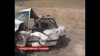 Авария на трассе Экибастуз - Майкаин