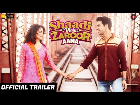 Shaadi Mein Zaroor Aana Movie Trailer