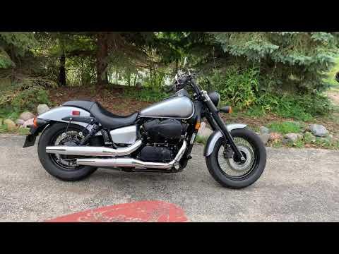 2015 Honda Shadow Phantom® in Muskego, Wisconsin - Video 1