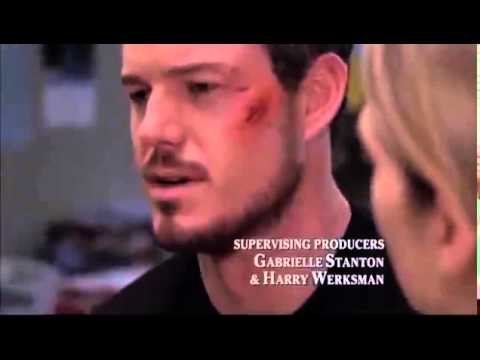 Mark Sloan's First Scene On Grey's Anatomy