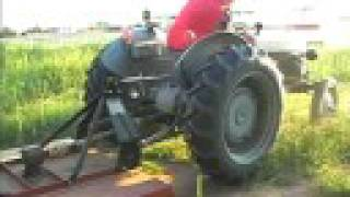 1941 Ford 9N Tractor Demonstration