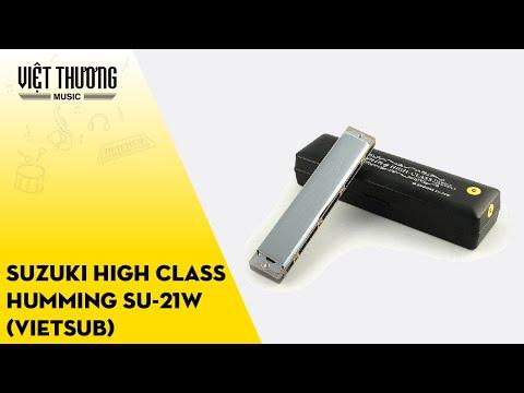 Suzuki High Class Humming SU-21W