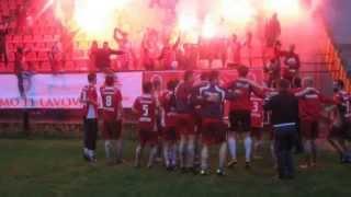 preview picture of video 'Crvena Legija FK Mladost Doboj Kakanj'