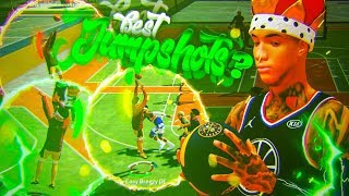 *NEW* BEST JUMPSHOTS EVER REVEALED IN NBA 2K19 PARK?! GREENLIGHTS FOR EVERY ARCHETYPE & BEST BUILD!