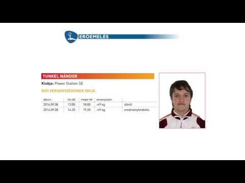 A Magyar Paralimpiai Csapat sportolóinak versenyzési időtáblázata a riói paralimpián