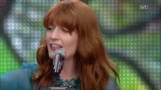 FLORENCE  THE MACHINE - YOU'VE GOT THE LOVE  -  LIVE 2013
