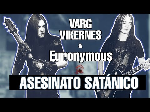Vikernes euronymous varg VARG Talks