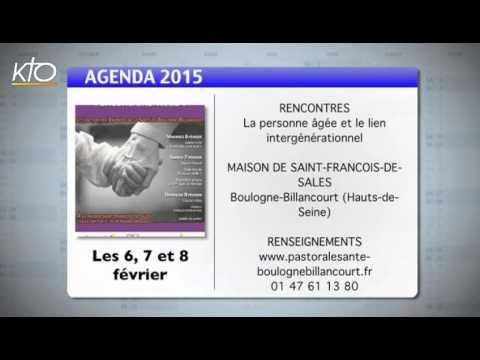 Agenda du 2 février 2015