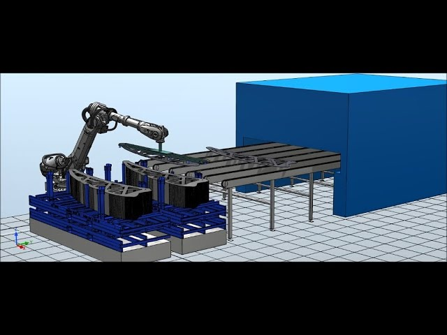 Robotica - Asservimento Presse