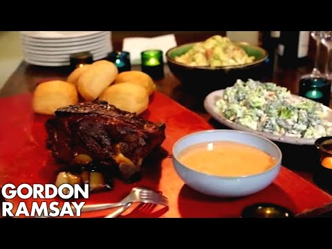 Smoky Pulled Pork with Chipotle Mayonnaise | Gordon Ramsay