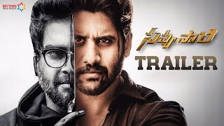 Savyasachi - Official Trailer
