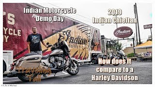 Are Indian Motorcycles Better Than Harley Davidsons? Indian Rider Explains The Differences.