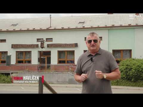 Video z << Prodej restaurace, 1950 m2, Lipůvka >>