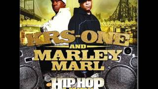 KRS-One & Marley Marl - Hip-Hop Lives (Instrumental)