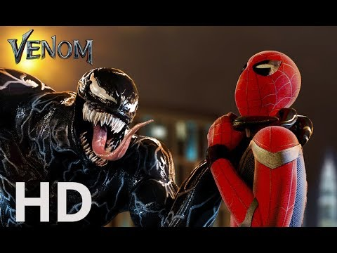 VENOM Vs Spider-man - EPIC Fight Scene (2018) - Tom Hardy Vs Tom Holland Mp3