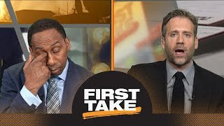 Max goes off on Cavaliers: They were 'bums' without LeBron James | First Take | ESPN