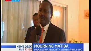 NASA principals Kalonzo and Wetangula eulogises Matiba as a courageous and selfless leader