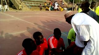 preview picture of video 'Para-Soccer Competition in Nigeria'