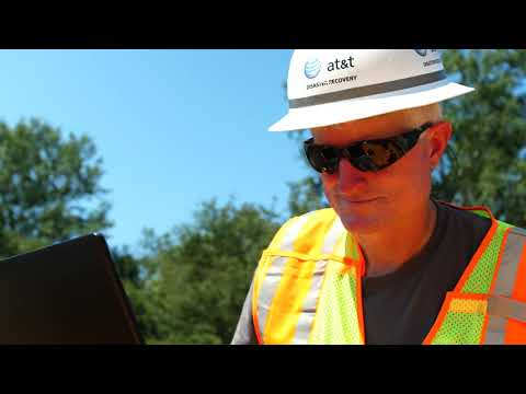 AT&T Volunteers Providing Power to Cell Sites in Aftermath of Hurricane Dorian-youtubevideotext
