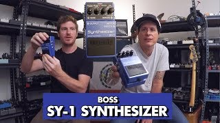 Pedals And Effects: SY 1 Synthesizer By Boss