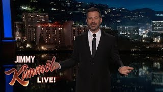 Jimmy Kimmel's 4-Year-Old Daughter Gave Him Directions