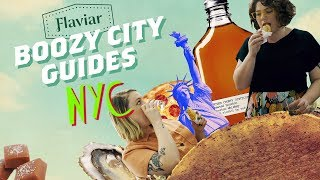 The Best Broiled Oysters And Cocktail-Inspired Sweets In NYC | Boozy City Guides
