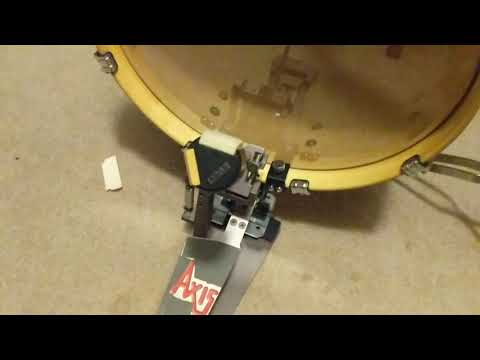 16 bass drum riser part 5