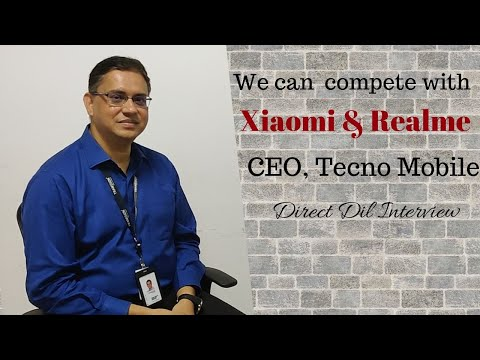 We are going to launch a new sub brand soon: Arijeet Talapatra, CEO, Tecno Mobiles