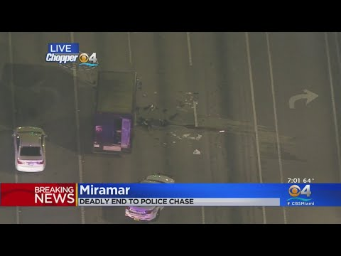 Deadly Shootout In Miramar Started As Armed Robbery In Coral Gables