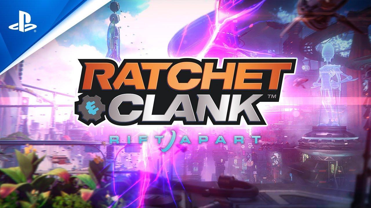 『Ratchet & Clank: Rift Apart(仮称)』最新ゲームプレイ映像を公開!