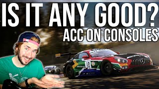 Assetto Corsa Competizione Comes To Console...Is It Any Good?