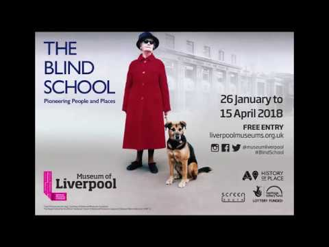 The Blind School: Pioneering People and Places accessible trailer