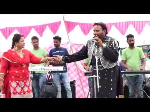 sabar khan/lovejot rani live pind butter kala 16-9-18|| Rooh Punjab Di