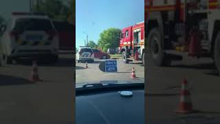 В Новой Одессе столкнулись «Мицубиси» и «Деу»: один человек погиб, еще один в тяжелом состоянии