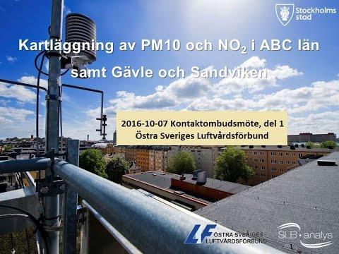 2016-10-07 del 1, Östra Sveriges Luftvårdsförbund video thumbnail.