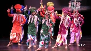 Worlds Best Pujabi Style Bhangra Dancers 2014 Video
