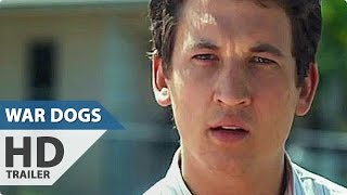 WAR DOGS All Trailer + Clips 2016