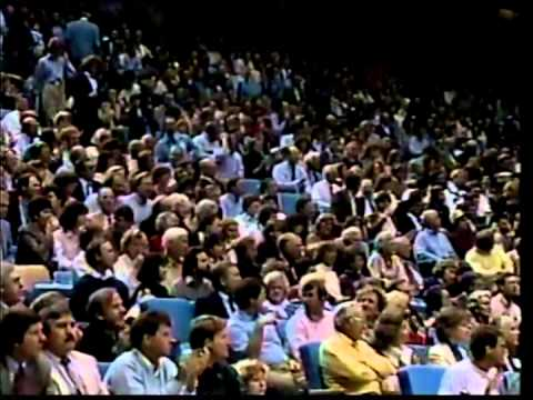 UNC's first game in the Dean Dome, January 18 1986