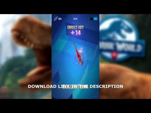 Jurassic World Alive Fake Gps Joystick (Hack/Mod) - смотреть