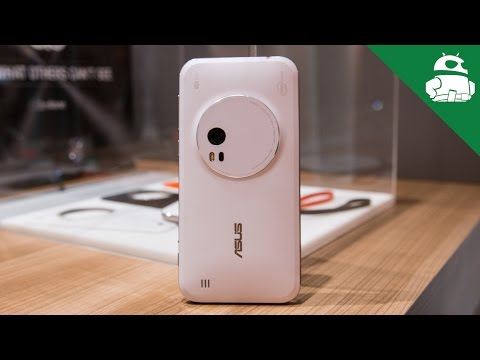 ASUS Zenfone Zoom First Look!