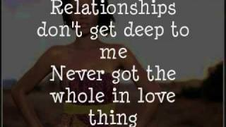 Rihanna - Cry, with lyrics.