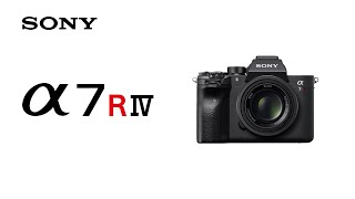 YouTube Video AnMRYwWF988 for Product Sony A7RIV (A7R4, ILCE-7RM4) Full-Frame Mirrorless Camera by Company Sony Electronics in Industry Cameras
