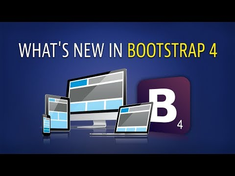 What's new in Bootstrap 4   Eduonix