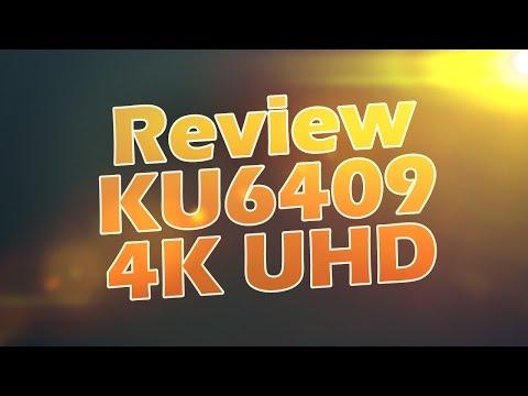 UE40KU6409 Review [How to Low Input Lag 4k TV as Monitor] (KU6400 / KU6409)