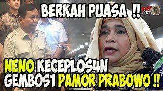 BERITA TERBARU HARI INI ~ BARU 7 MEI 2019 ~ Berkah Puasa, Neno Keceplosan, Gembosi Pamor Prabowo