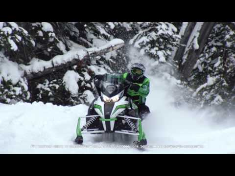 "2016 Arctic Cat XF 6000 141"" High Country in Roscoe, Illinois - Video 3"